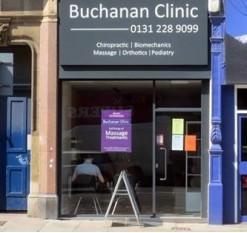 Buchanan Clinic - Edinburgh