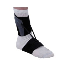 Plantar Band for textile foot drop orthosis